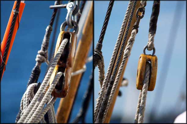 Rigging Detail